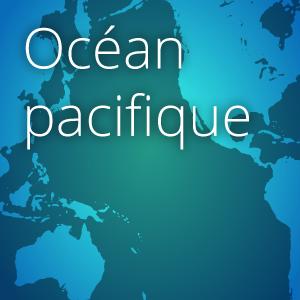 carte ocean pacifique